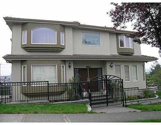 Main Photo: 3295 E 16TH Avenue in Vancouver: Renfrew Heights House for sale (Vancouver East)  : MLS®# V733974