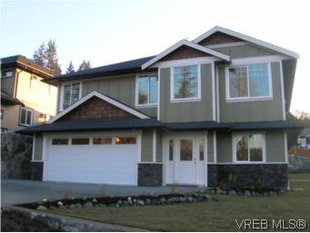 Main Photo: 3700 Ridge Pond Dr in VICTORIA: La Happy Valley Single Family Detached for sale (Langford)  : MLS®# 492638
