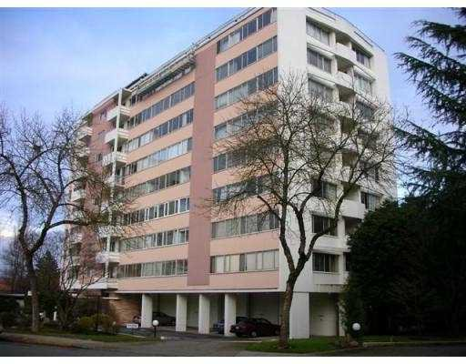 "Main Photo: 702 6026 TISDALL Street in Vancouver: Oakridge VW Condo for sale in ""OAKRIDGE TOWERS"" (Vancouver West)  : MLS®# V760155"