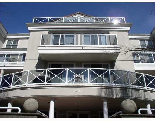 Main Photo: 204 2485 ATKINS Avenue in Port_Coquitlam: Central Pt Coquitlam Condo for sale (Port Coquitlam)  : MLS®# V763152