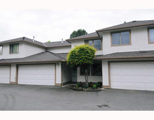 "Main Photo: 2 22280 124TH Avenue in Maple_Ridge: West Central Townhouse for sale in ""HILLSIDE TERRACE"" (Maple Ridge)  : MLS®# V768263"