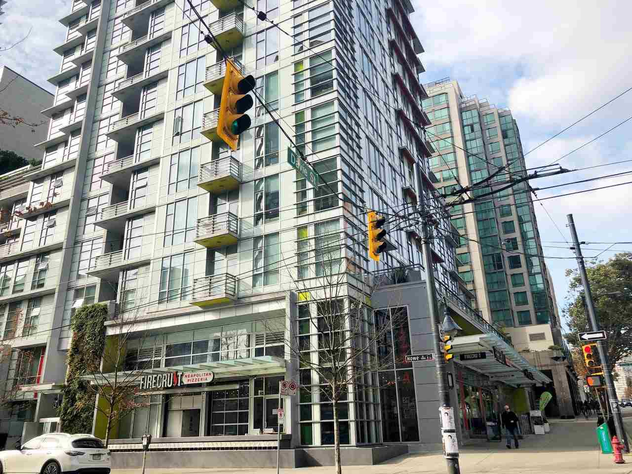 Main Photo: 312 1205 HOWE Street in Vancouver: Downtown VW Condo for sale (Vancouver West)  : MLS®# R2412004
