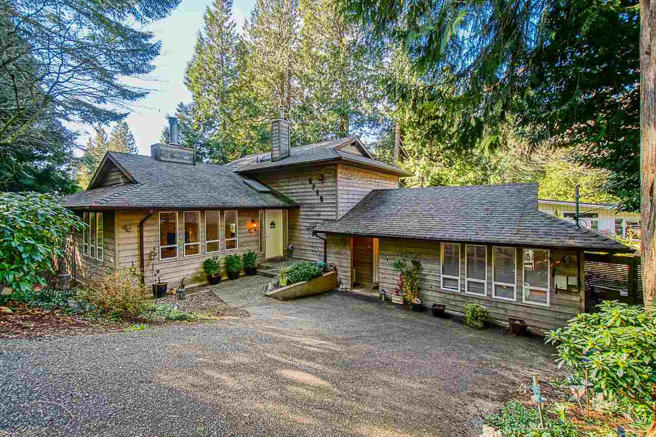 Main Photo: 6780 MARINE Drive in West Vancouver: Whytecliff House for sale : MLS®# R2454664
