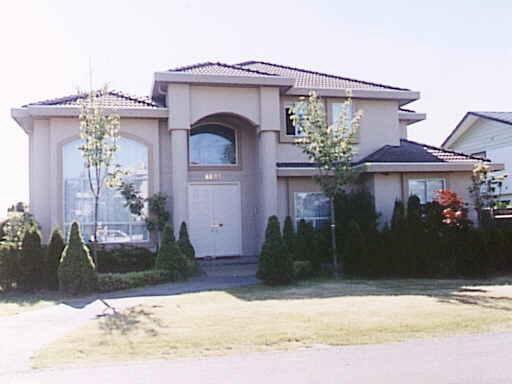 Main Photo: 8691 CADOGAN ROAD in Richmond: Lackner House for sale ()  : MLS®# V354761