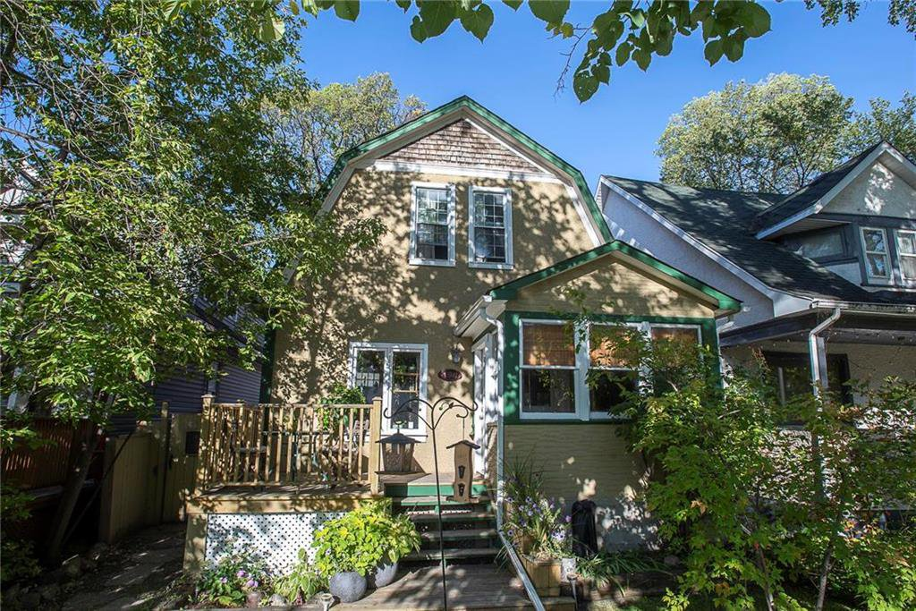 Welcome to 196 Evanson in Wolseley. This super cute 1259 sq. ft. 1 3/4 storey has been nicely renovated in the last 10 years. You can just move in.