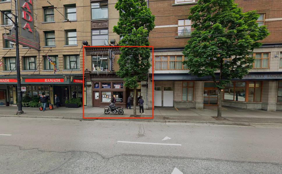 Main Photo: 433 W PENDER Street in Vancouver: Downtown VW Business for sale (Vancouver West)  : MLS®# C8034839