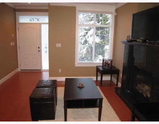 Main Photo: 8125 10TH Avenue in Burnaby: East Burnaby House 1/2 Duplex for sale (Burnaby East)  : MLS®# V798652