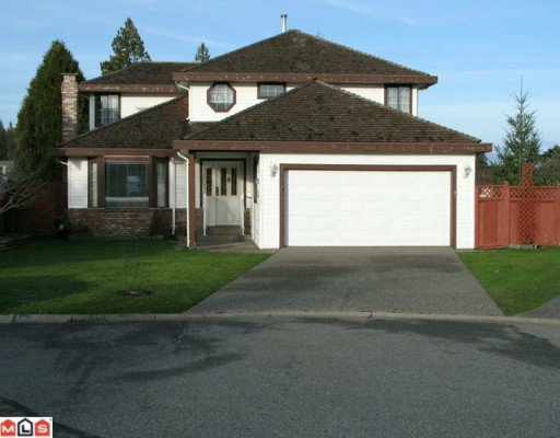 Main Photo: 8748 163A Street in Surrey: Fleetwood Tynehead House for sale : MLS®# F1001471