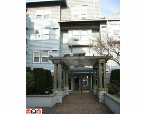 Main Photo: 203 15558 16A Avenue in Surrey: King George Corridor Condo for sale (South Surrey White Rock)  : MLS®# F1002955