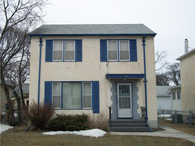Main Photo: 1131 Corydon Avenue in WINNIPEG: Manitoba Other Residential for sale : MLS®# 1003950
