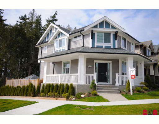 "Main Photo: 6007 164TH Street in Surrey: Cloverdale BC House for sale in ""VISTAS WEST"" (Cloverdale)  : MLS®# F2907435"