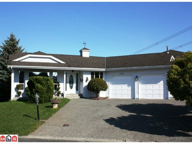 Main Photo: 33036 BANFF Place in Abbotsford: Central Abbotsford House for sale : MLS®# F1014443