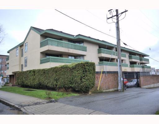 """Main Photo: 307 1977 STEPHENS Street in Vancouver: Kitsilano Condo for sale in """"KITSILANO"""" (Vancouver West)  : MLS®# V761713"""