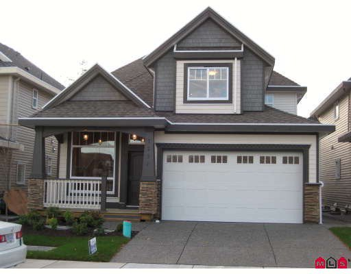 Main Photo: 7251 196A Avenue in Langley: Willoughby Heights House for sale : MLS®# F2910943
