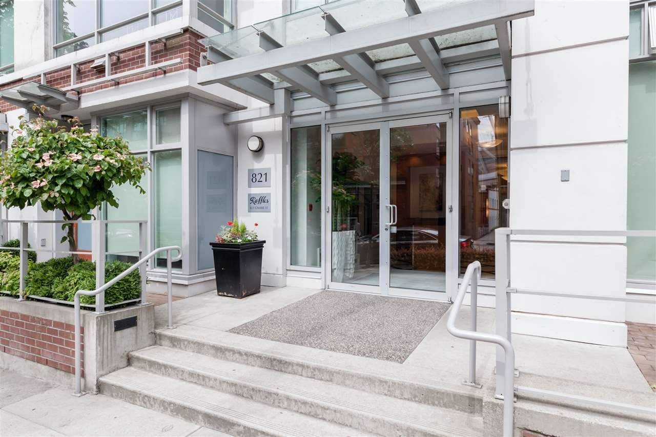 "Main Photo: 1201 821 CAMBIE Street in Vancouver: Downtown VW Condo for sale in ""Raffles"" (Vancouver West)  : MLS®# R2445304"