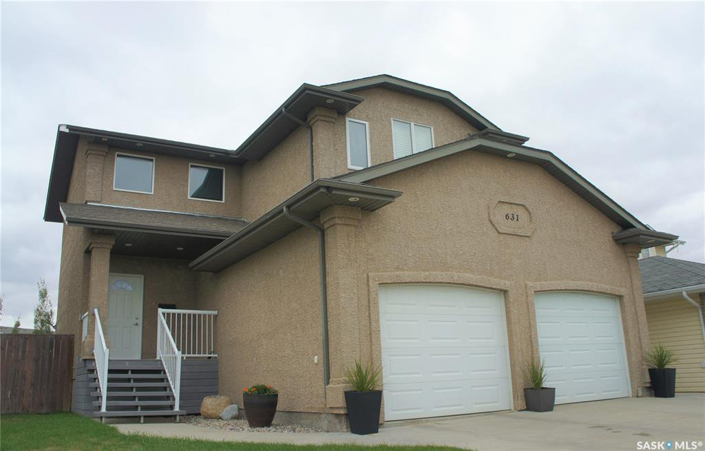 Main Photo: 631 Crystal Springs Drive in Warman: Residential for sale : MLS®# SK826418