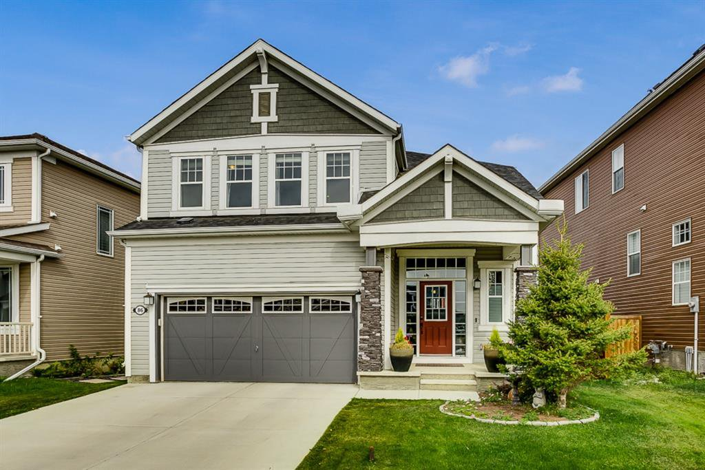 Main Photo: 86 WINDFORD Drive SW: Airdrie Detached for sale : MLS®# A1035315