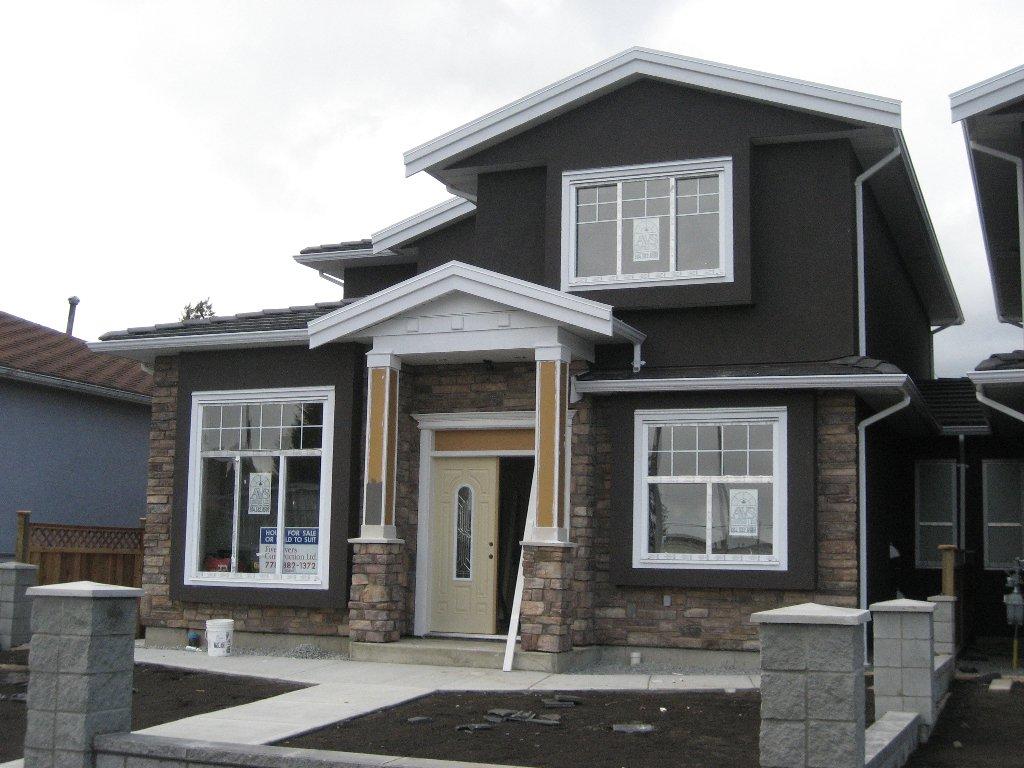 Main Photo: 6855 ELWELL Street in Burnaby: Highgate House 1/2 Duplex for sale (Burnaby South)  : MLS®# V819714