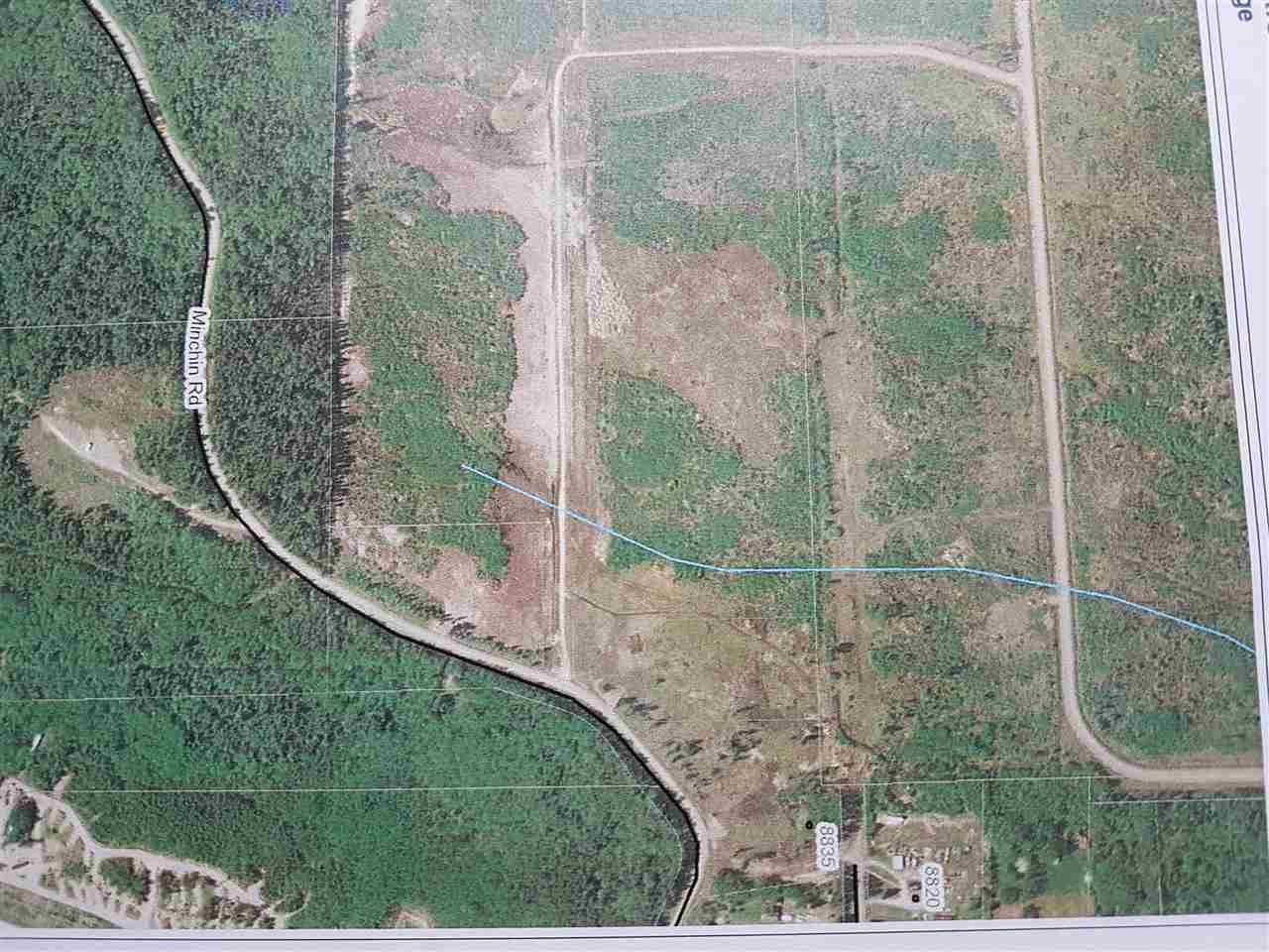 Main Photo: LOT 2 MINCHIN Road: Blackwater Land for sale (PG Rural West (Zone 77))  : MLS®# R2395835