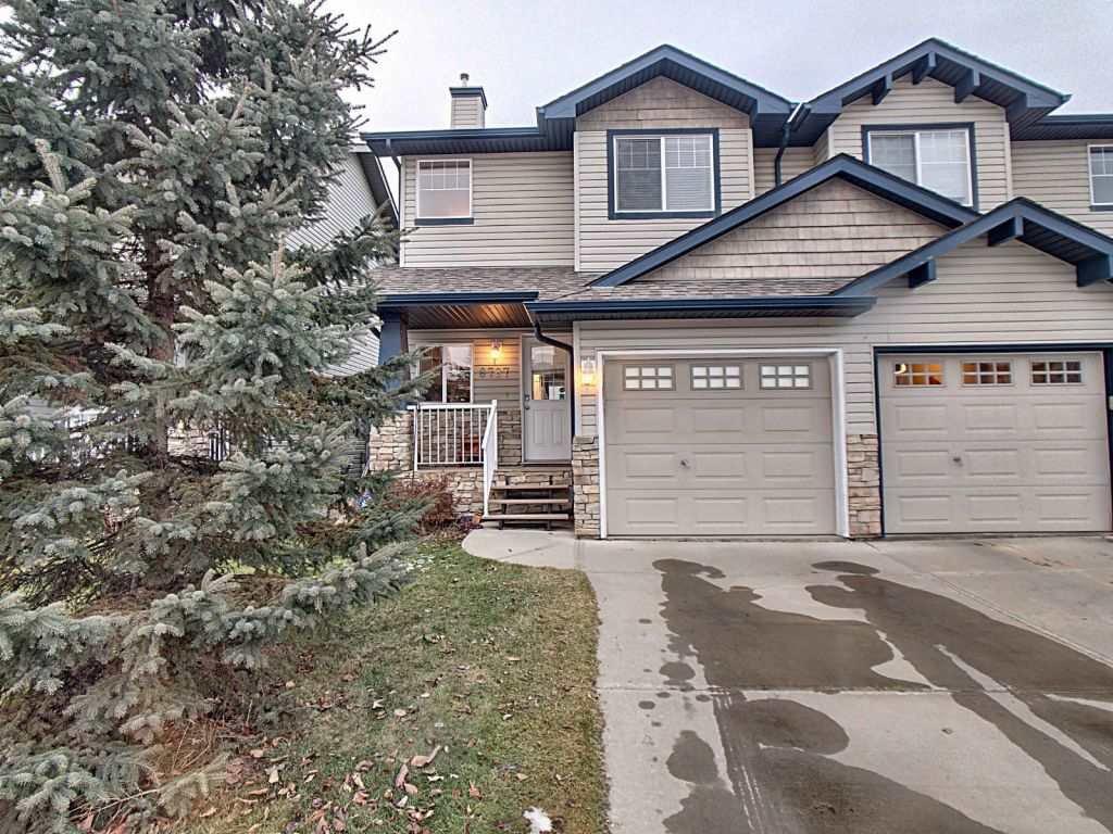 Main Photo: 8767 Stein Lane in Edmonton: Zone 14 House Half Duplex for sale : MLS®# E4181235