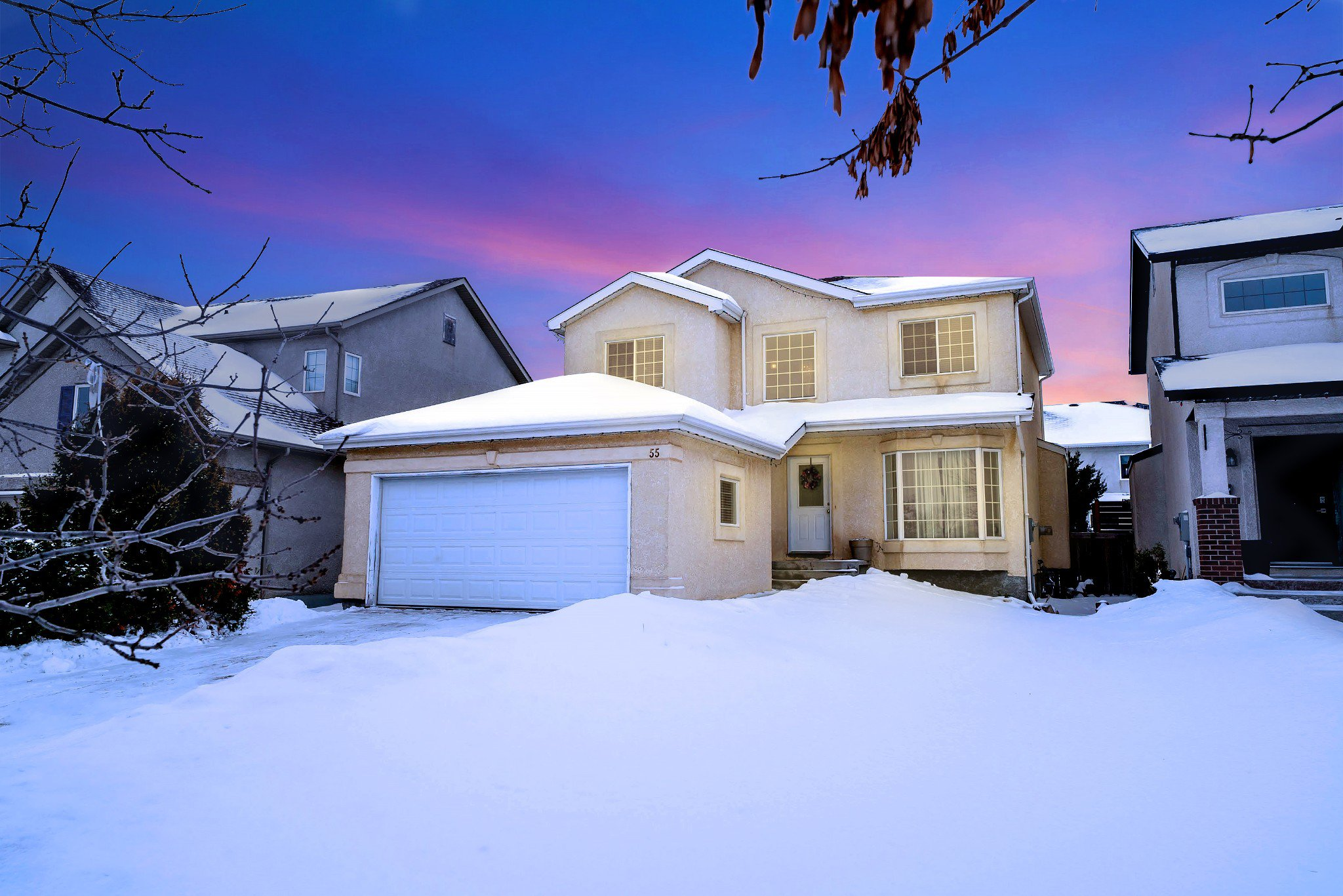 Main Photo: 55 Leander Crescent in Winnipeg: Whyte Ridge Residential for sale (1P)  : MLS®# 202001389