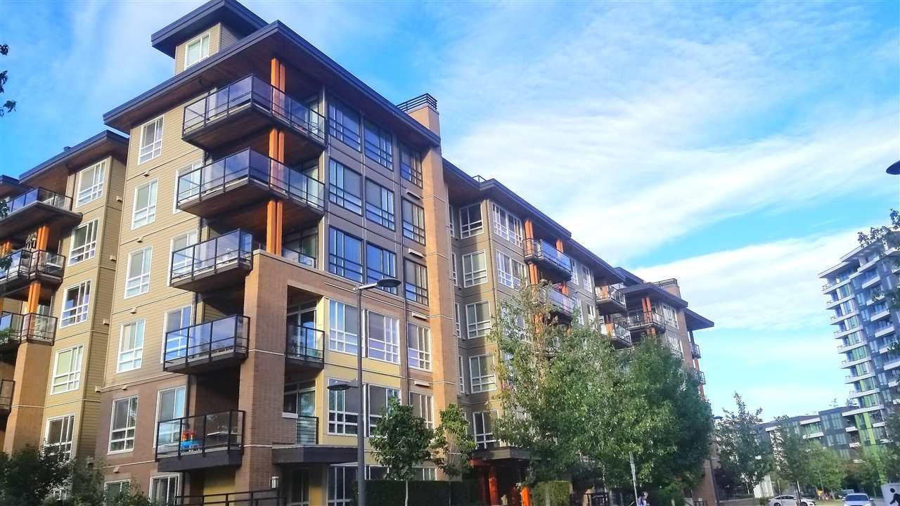 "Main Photo: 510 3462 ROSS Drive in Vancouver: University VW Condo for sale in ""Prodigy"" (Vancouver West)  : MLS®# R2481794"
