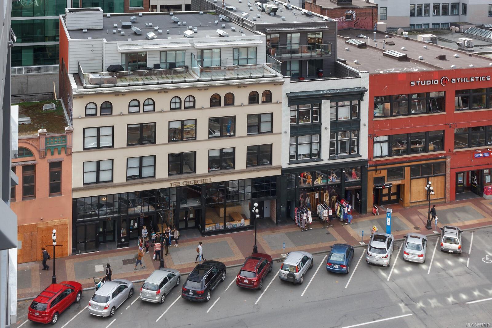 Photo 19: Photos: 1011 728 Yates St in : Vi Downtown Condo for sale (Victoria)  : MLS®# 857913