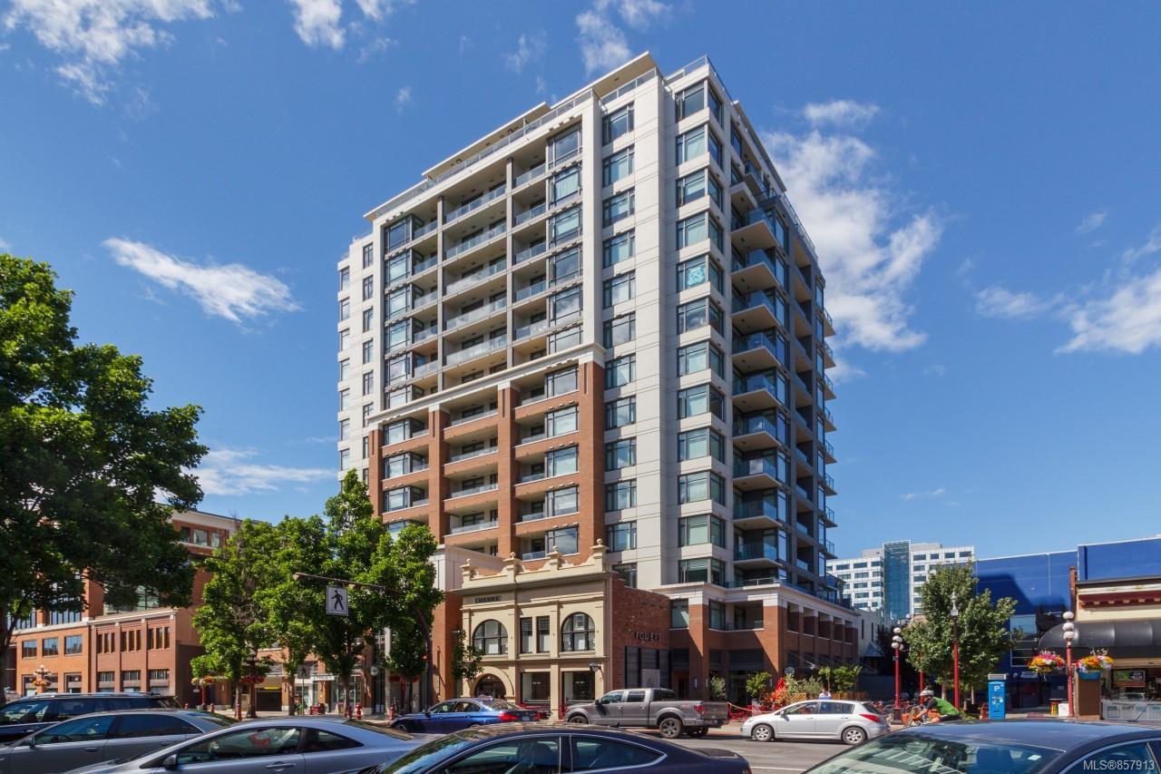 Photo 1: Photos: 1011 728 Yates St in : Vi Downtown Condo for sale (Victoria)  : MLS®# 857913