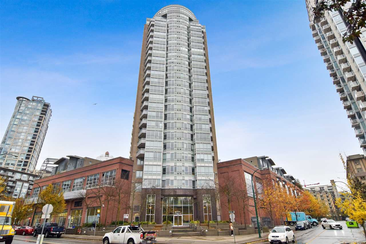 "Main Photo: TH3 63 KEEFER Place in Vancouver: Downtown VW Townhouse for sale in ""EUROPA"" (Vancouver West)  : MLS®# R2518790"
