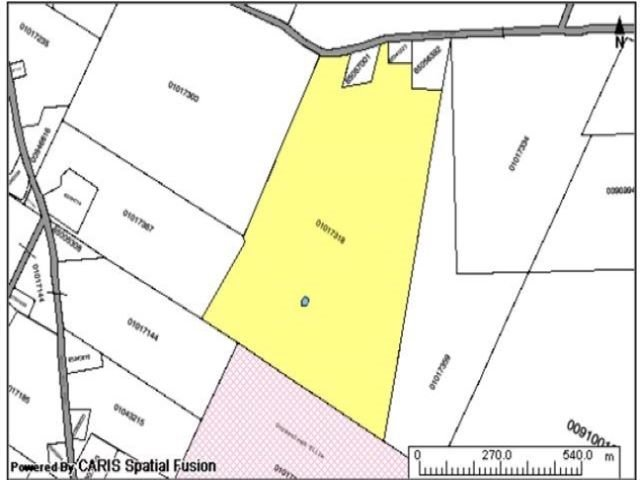 Main Photo: 600 E Fraser Road in Hopewell: 108-Rural Pictou County Vacant Land for sale (Northern Region)  : MLS®# 202024904