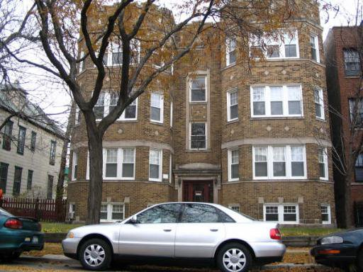 Main Photo: 1406 WARNER Street Unit 3E in CHICAGO: Lake View Rentals for rent ()  : MLS®# 07453443
