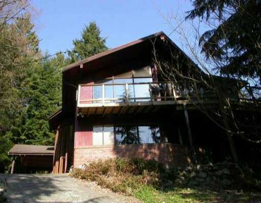 Main Photo: 1905 CARDINAL CR in North Vancouver: Deep Cove House for sale : MLS®# V523487