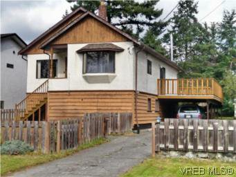Main Photo: 78 Logan Ave in VICTORIA: SW Gorge House for sale (Saanich West)  : MLS®# 486276