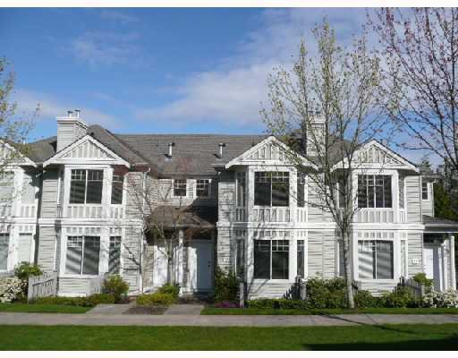 Main Photo: 70 7500 CUMBERLAND Street in Burnaby: The Crest Townhouse for sale (Burnaby East)  : MLS®# V773065