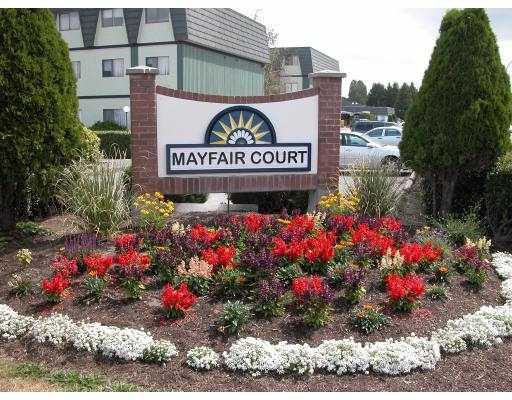 Main Photo: 116 8031 RYAN Road in Richmond: South Arm Condo for sale : MLS®# V776824