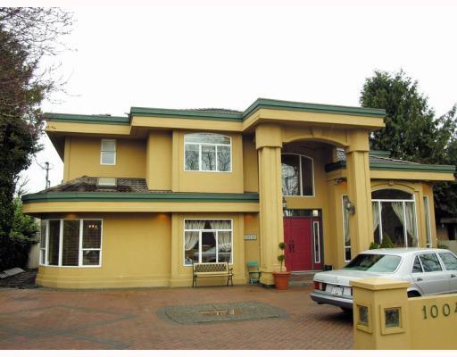 Main Photo: 10040 RAILWAY Avenue in Richmond: Steveston North House for sale : MLS®# V778663