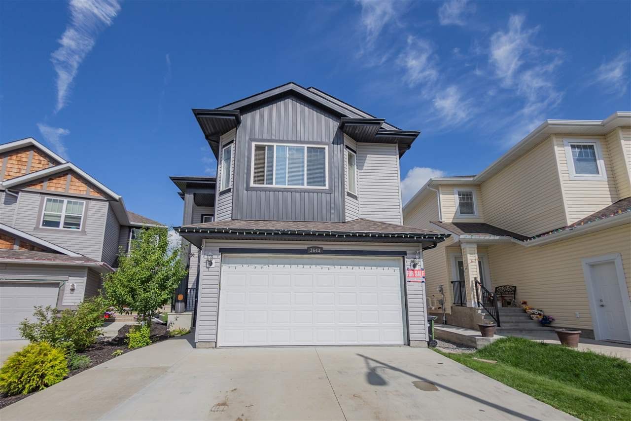 Main Photo: 3643 14 Street in Edmonton: Zone 30 House for sale : MLS®# E4169056