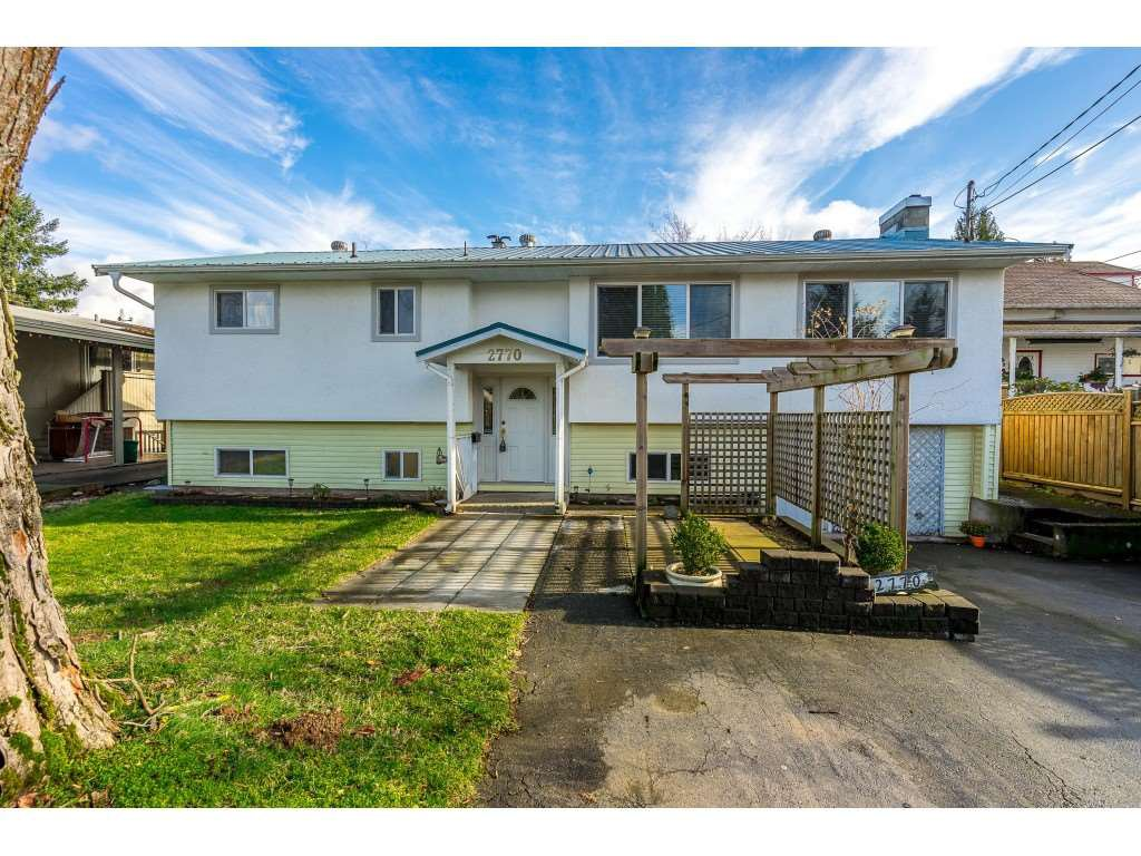Main Photo: 2770 MOUNTVIEW Street in Abbotsford: Abbotsford East House for sale : MLS®# R2427539