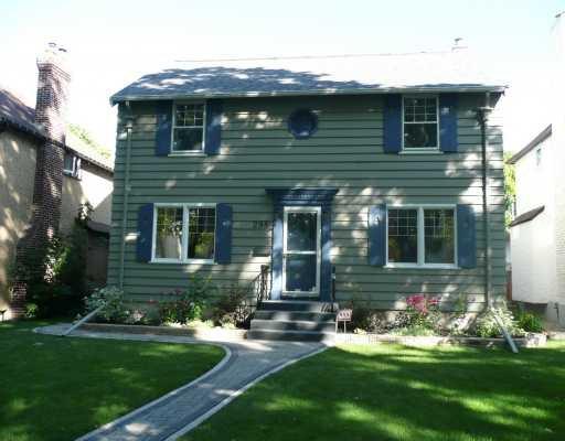 Main Photo: 298 QUEENSTON Street in WINNIPEG: River Heights / Tuxedo / Linden Woods Residential for sale (South Winnipeg)  : MLS®# 2917012