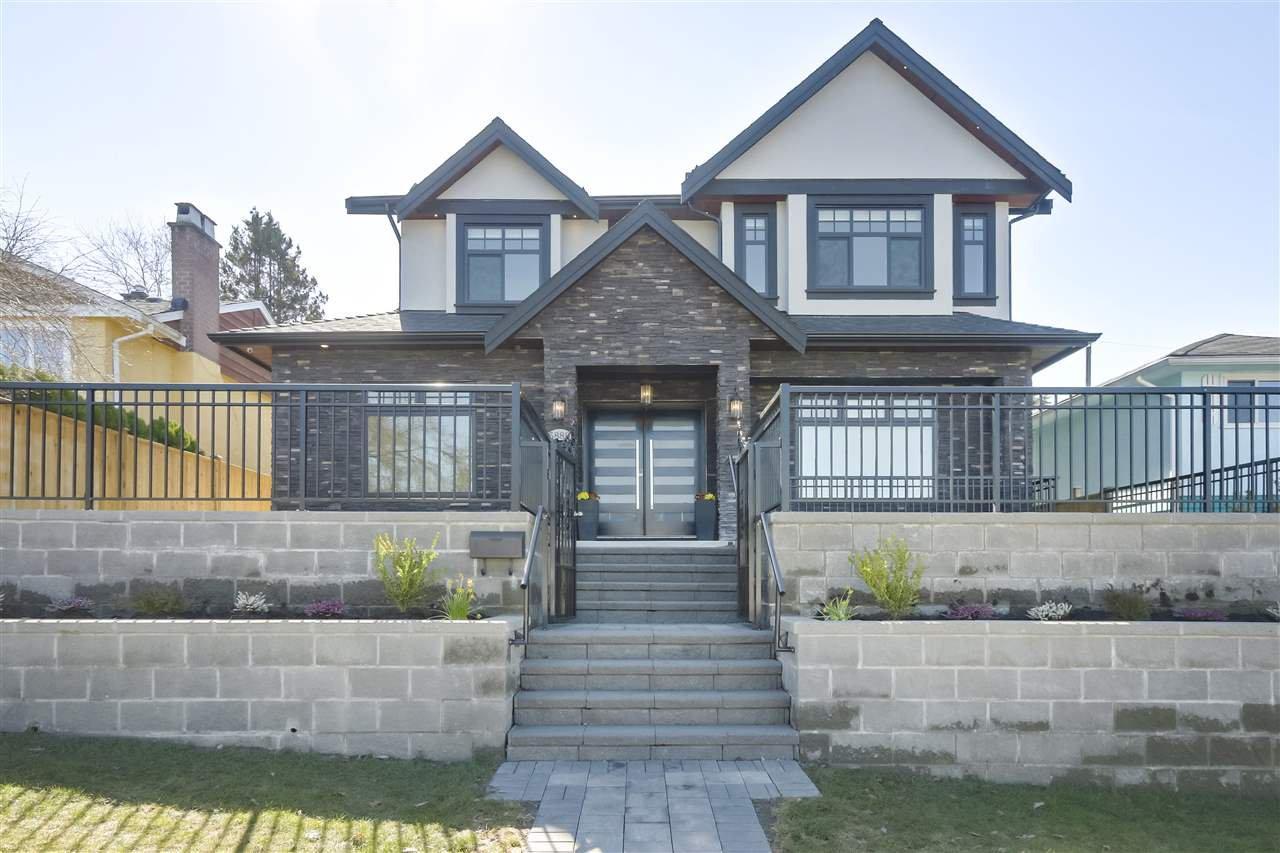 Main Photo: 5888 BERWICK Street in Burnaby: Upper Deer Lake House for sale (Burnaby South)  : MLS®# R2516808