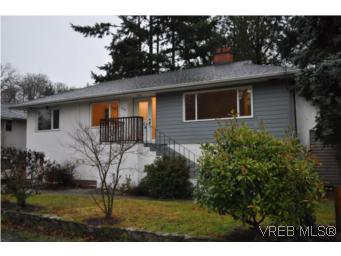 Main Photo: 3535 Maplewood Rd in VICTORIA: SE Cedar Hill Single Family Detached for sale (Saanich East)  : MLS®# 523898