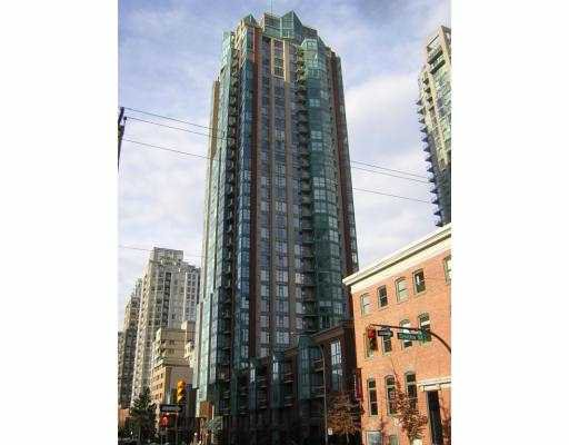 "Main Photo: 804 939 HOMER Street in Vancouver: Downtown VW Condo for sale in ""THE PINNACLE"" (Vancouver West)  : MLS®# V804822"