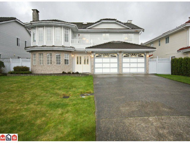 Main Photo: 12432 75TH Avenue in Surrey: West Newton House for sale : MLS®# F1008165