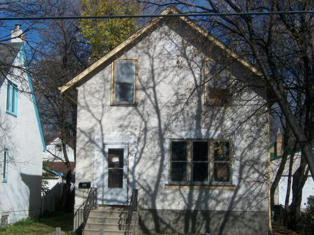 Main Photo: 317 MAGNUS Avenue in WINNIPEG: North End Residential for sale (North West Winnipeg)  : MLS®# 1020387