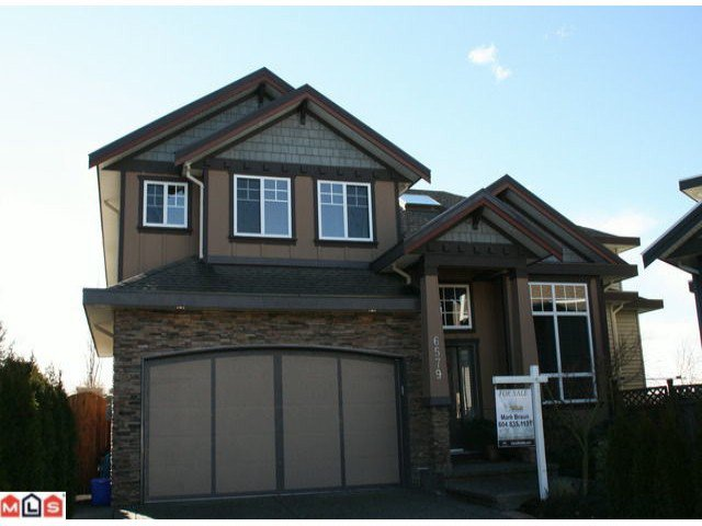 "Main Photo: 6579 186A Street in Surrey: Cloverdale BC House for sale in ""HILLCREST"" (Cloverdale)  : MLS®# F1102480"