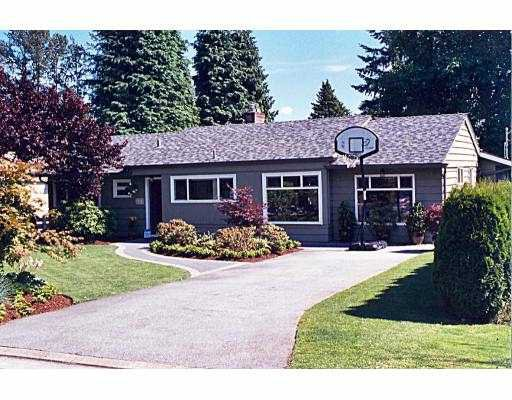 """Main Photo: 1375 MCBRIDE ST in North Vancouver: Norgate House for sale in """"NORGATE"""" : MLS®# V544513"""