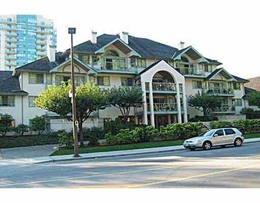 """Main Photo: Map location: 204 1148 WESTWOOD ST in Coquitlam: North Coquitlam Condo for sale in """"CLASSICS AT GLEN PARK"""" : MLS®# V601629"""
