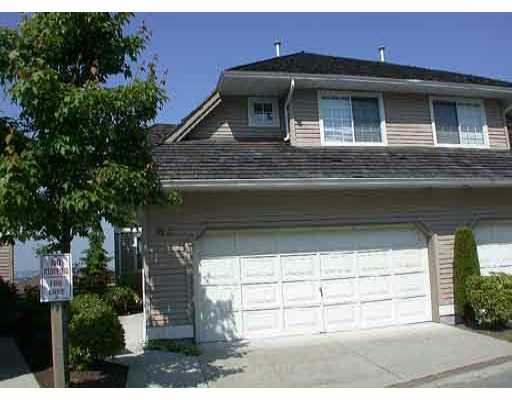 Main Photo: 83 2615 FORTRESS DR in Port_Coquitlam: Citadel PQ Townhouse for sale (Port Coquitlam)  : MLS®# V295234