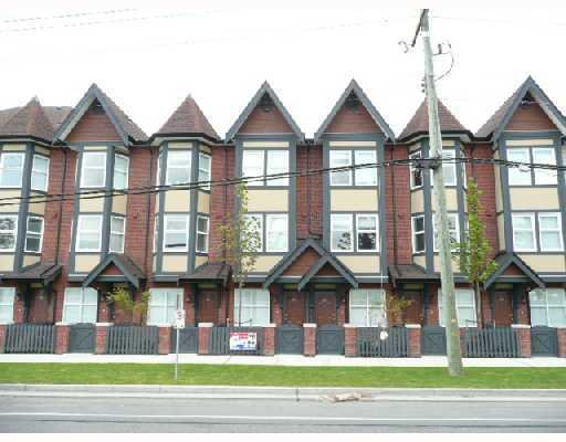 Main Photo: 23 6099 ALDER Street in Richmond: McLennan North Townhouse for sale : MLS®# V759171