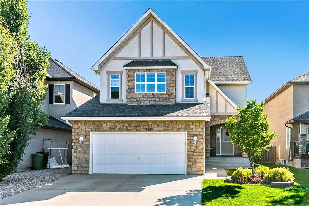 Main Photo: 245 CRYSTAL SHORES Drive: Okotoks Detached for sale : MLS®# C4263086